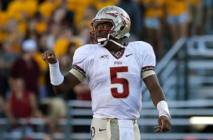 After a Five-Touchdown Effort Against Maryland, Jameis Winston Shoots Back up the Charts