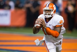 Clemson's Tajh Boyd is Still Very Much in Control of Heisman Race, Though Jameis Winston is Gaining