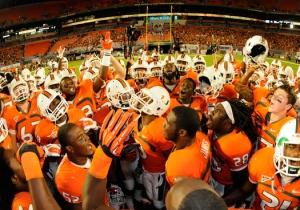 Miami Hurricanes Canes Bowl Ban Scholarship Loss NCAA Nevin Shapiro Postseason BCS