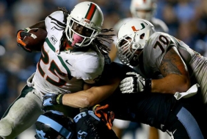 Miami Breathed a Sigh of Relief on Tuesday -- Will it Help Them Avoid Trap v. Wake?