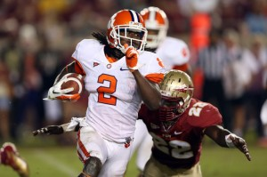 Sammy Watkins Florida State Clemson Tigers Seminoles ACC College Gameday 2013