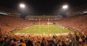 ACC Football Important Matchup Clemson Florida State Top Five BCS National Championship Death Valley