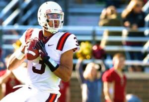 Logan Thomas and the Virginia Tech Hokies Aim for Win No. 6 vs. Pitt