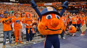 Syracuse Otto the Orange Blog Troy Nunes is an Absolute Magician